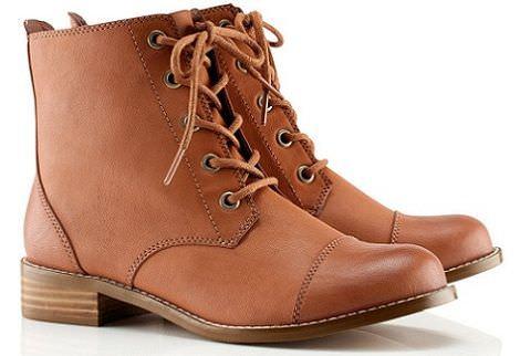 zapatos de hm primavera 2012 botas