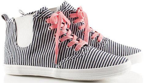 zapatos de hm primavera 2012 deportivas