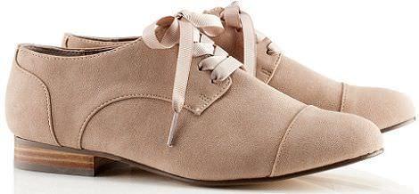 zapatos de hm primavera 2012 oxford