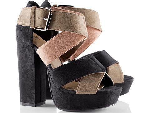 zapatos de hm primavera 2012 sandalias