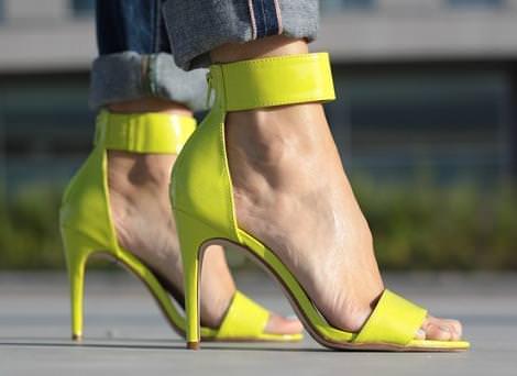 Zapatos y sandalias de H&M verano 2012