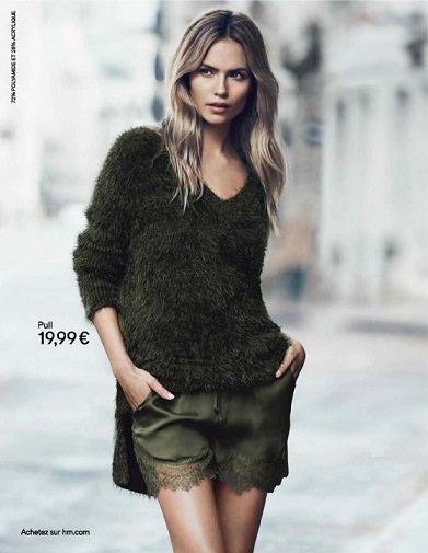 jerseys de H&M otoño invierno 2014 2015