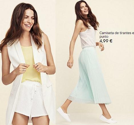 ropa pastel de H&M verano 2014