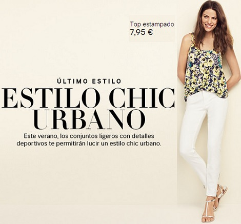 catálogo de H&M verano 2014