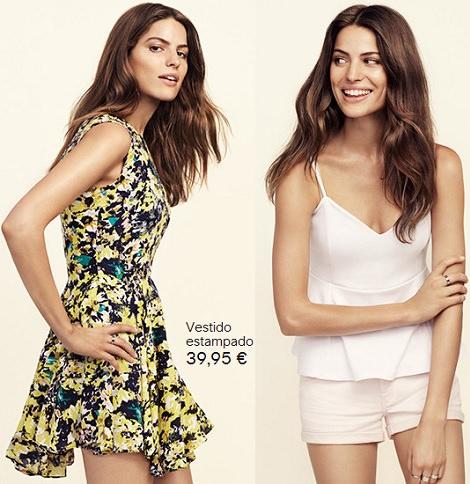 vestidos de H&M verano 2014
