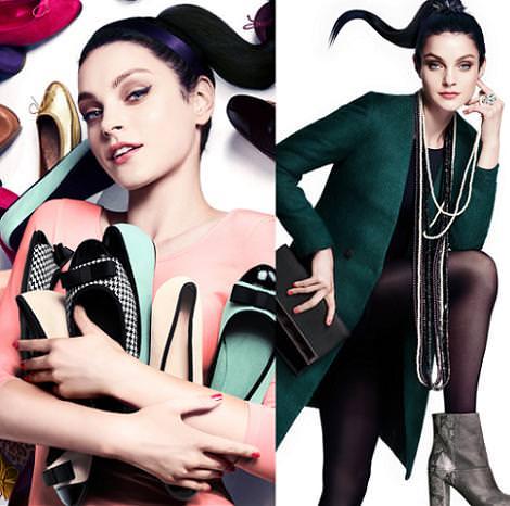 H&M otoño invierno 2012 2013