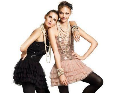 H&M, moda otoño invierno 2009 2010