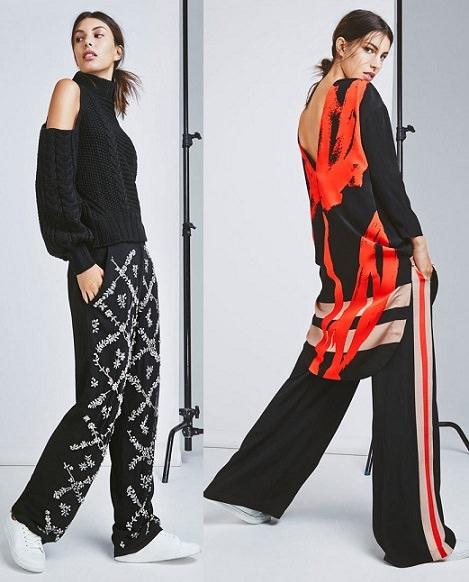 pantalón de H&M invierno 2014 2015