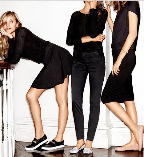 zapatillas deportivas de H&M otoño 2014