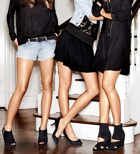 catálogo de zapatos de H&M otoño 2014