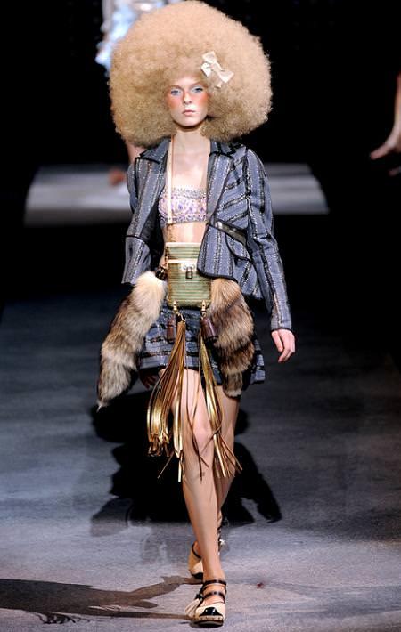 Louis Vuitton, moda primavera verano 2010