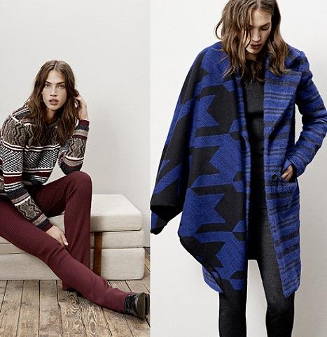 catálogo de Maje otoño invierno 2014 2015