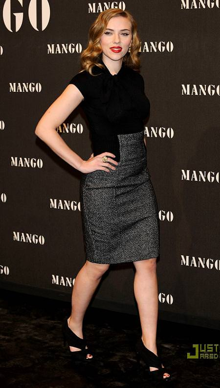 Mango, moda otoño invierno 2009 2010