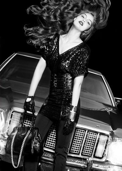 Marie-Ange Casta tiene mucho glamour