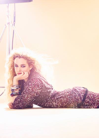 Riley Keough es una genial modelo