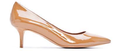 Zapatos y bolsos de charol de Mango