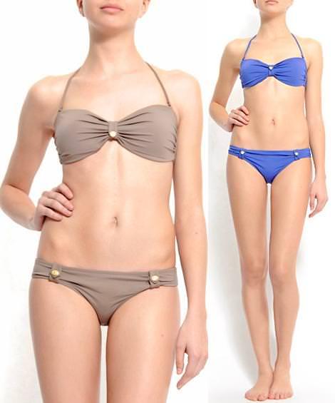 Bikinis de Mango 2011