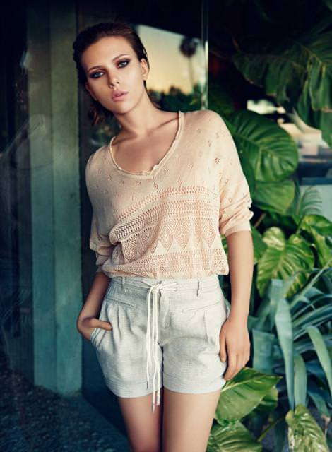 Catálogo Mango Scarlett Johansson