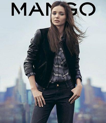 los nuevos looks de Miranda Kerro otoño invierno 2013 2014 by Mango