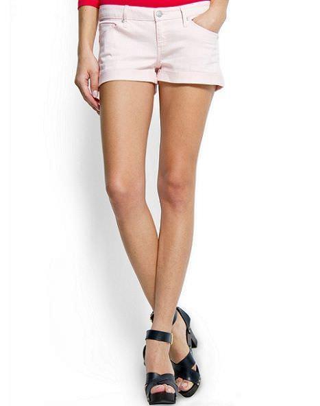 short rosa de mango primavera 2012