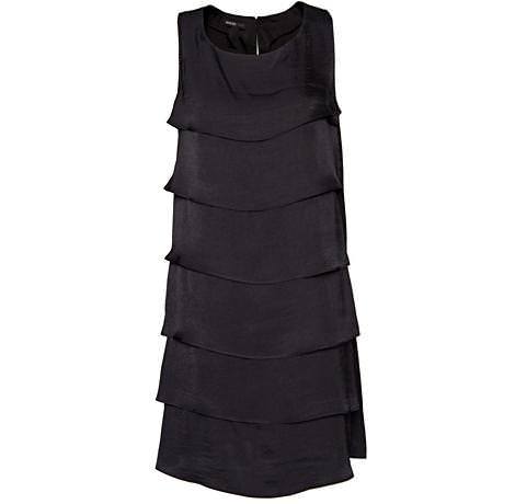 La nueva colección de Mango para la primavera 2012, vestido volantes