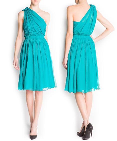 Como hacer un vestido de fiesta 2013