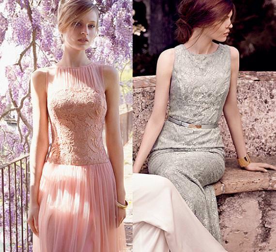 Vestidos largos de moda para boda