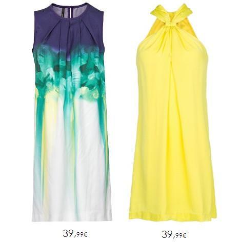 Vestidos Mango primavera verano 2013
