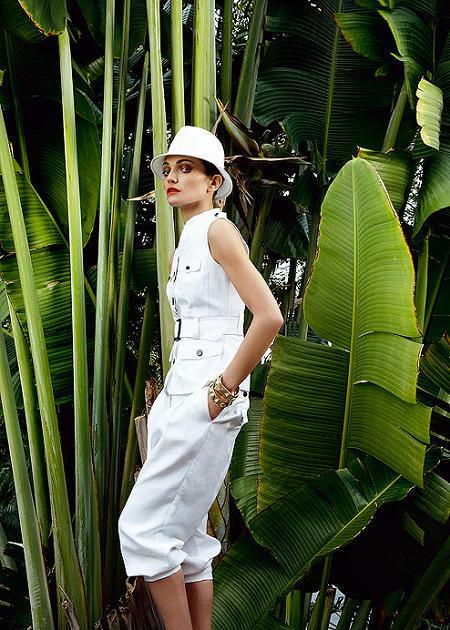 moda primavera verano 2009, Mango