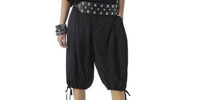 pantalon bombacho, moda primavera verano 2009