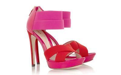 sandalias de Fendi