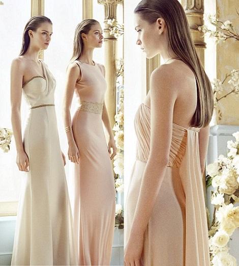 vestidos de fiesta de Mango verano 2014