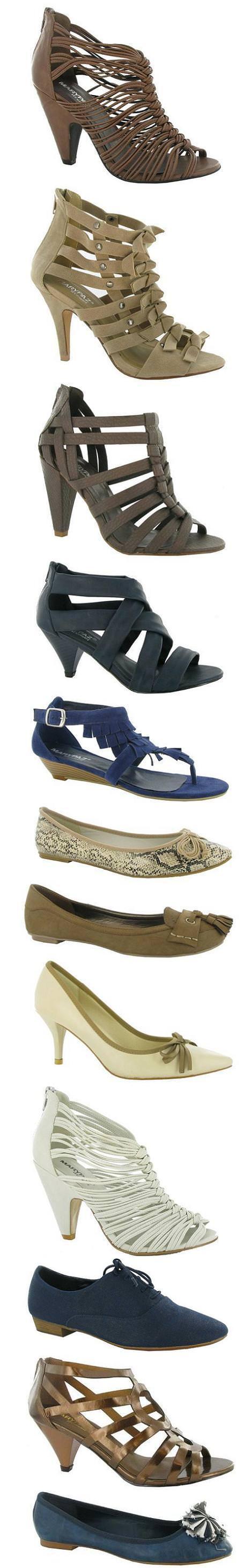 Zapatos MaryPaz primavera 2011