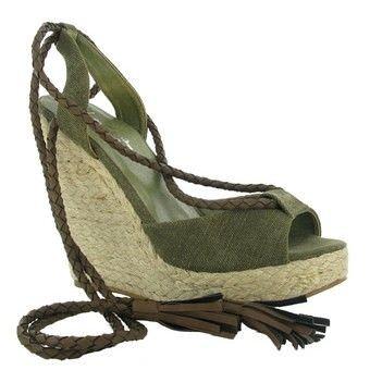 Zapatos MaryPaz primavera verano 2011