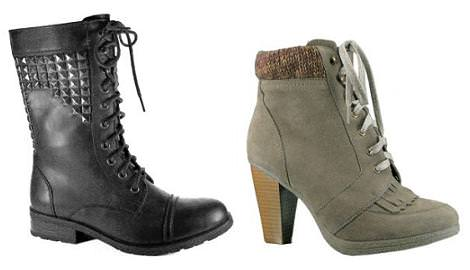 Zapatos MARYPAZ otoño invierno 2012 2013