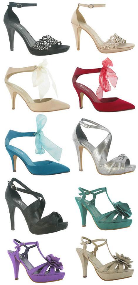 Zapatos MaryPaz primavera 2012 sandalias de fiesta