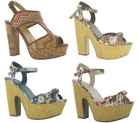 Zapatos MaryPaz primavera 2012 sandalias