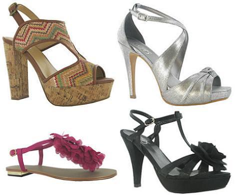 Zapatos MaryPaz primavera 2012