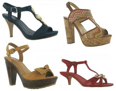 Zapatos de MaryPaz primavera verano 2012