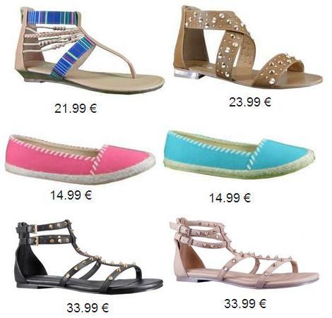 Zapatos de MARYPAZ primavera verano 2013