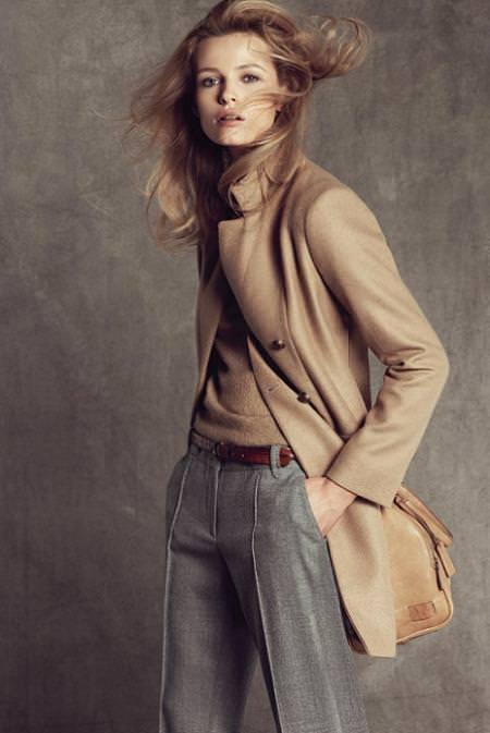 Massimo Dutti: moda otoño invierno 2010