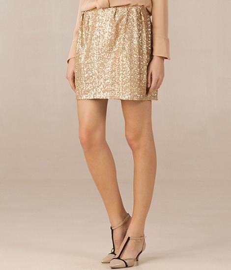 Las faldas de fiesta de Massimo Dutti