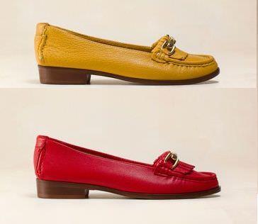 los nuevos zapatos de massimo dutti