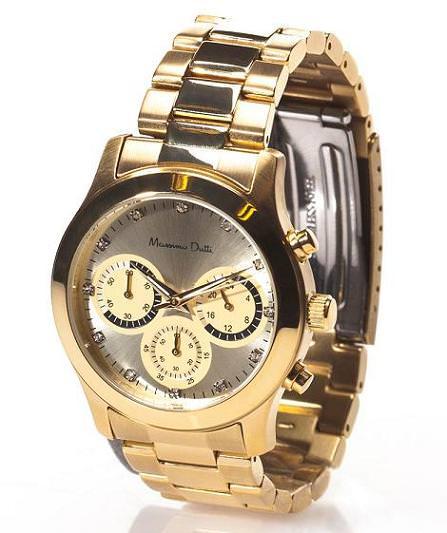 448402ff2 Nuevos relojes de Massimo Dutti