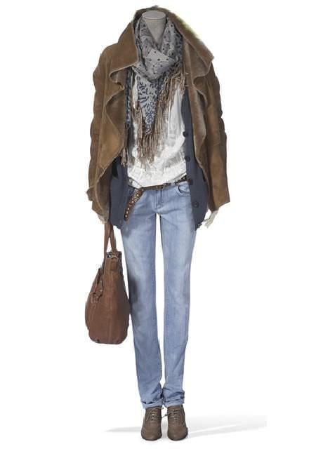 Massimo Dutti, moda otoño invierno 2009 2010