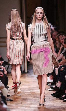 Miu Miu, moda primavera verano 2009