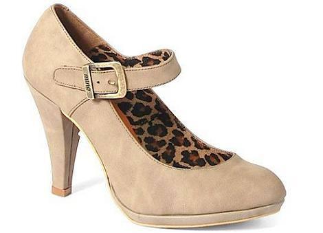 Zapatos Mustang otoño 2011