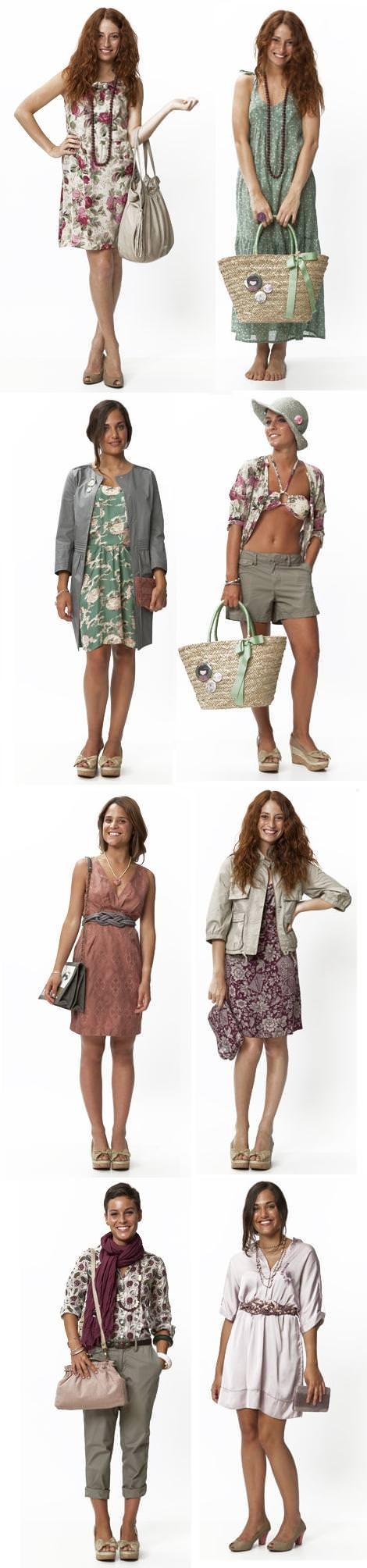 Nice Things primavera verano 2011: lookbook