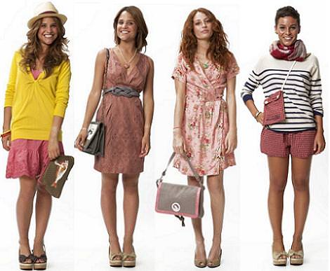 Nice Things primavera verano 2011: lookbook