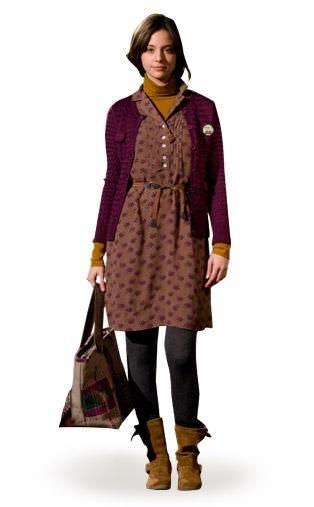 colección Nicice Things otoño invierno 2009 2010